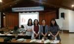 도전행동 발달장애인 지원 실무자를 위한 역량강화 워크숍 참석